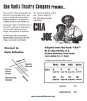 Quo Vadis Theatre Company Presents...Cha Joe