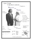 Quo Vadis Theatre Company Presents... Malcolm and Teresa by Cathal Gallagher